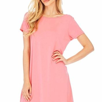 Streamline Tunic Top
