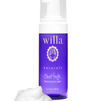 Start Fresh Foaming Facial Wash | Willa