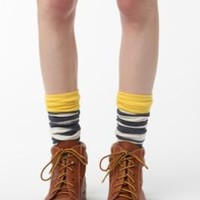 Happy Socks Stripe Over-the-Knee Socks from Urban Outfitters