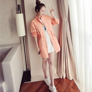 Orange Jacket For Women | Mini Joker Coats&Jackets