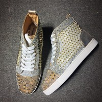 Christian Louboutin Cl Mixkeoshell Flat - Best Online Sale
