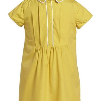 Infant Girl's Burberry 'Taylor' Shirtdress,