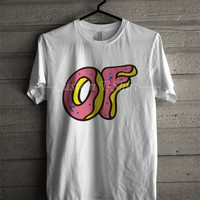 Odd Future ofwgkta t-shirt white -5wND Unisex -SWD Unisex T- Shirt For Man And Woman / T-Shirt / Custom T-Shirt