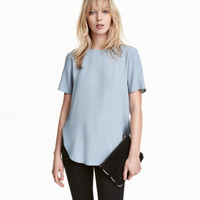 Crêped Top - from H&M