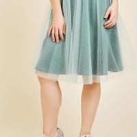 The Latest in Lavish Tulle Skirt | Mod Retro Vintage Skirts | ModCloth.com