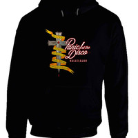 Panic At The Disco Hallelujah All you Sinners Stand Up Hoodie
