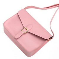 Violett - PALETTE (baby-pink) Mini Cross-body Bag: Shoes