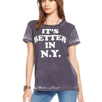 Chaser Better in N.Y. Tee | Boutique To You