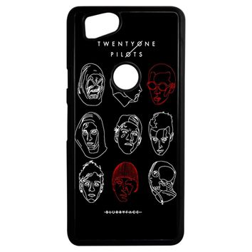 Poster For Twenty One Pilots Google Pixel 2 Case