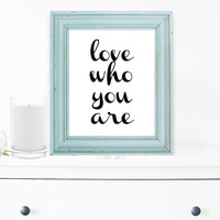 Inspirational Print, Wall Decor, Typography Wall Art, Motivational Print, Inspirational Poster, Teen Gift Ideas, Home Decor - PT0066