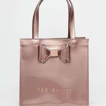 Ted Baker Crystal Bow Small Icon Bag