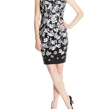 Adrianna Papell Short Dress Semi-Formal