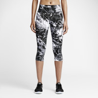 Nike Legendary Engineered Marble Tight Women's Training Capri Pants