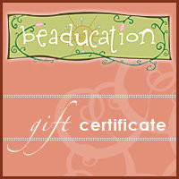Beaducation: Gift Certificate
