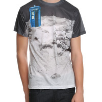 Doctor Who TARDIS Deserted Sublimation T-Shirt