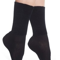 Oroblu Chenille & Cotton Blend Socks | Nordstrom
