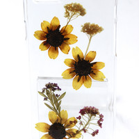Lucy iPhone 6/6S Dried Flower Phone Case