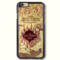 Harry Potter Marauders Map Phone Case For iPhone 7 7 Plus case, 70166