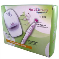 Cordless Nail Shaper with Dryer