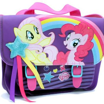School Bag Viola My Little Pony: Amazon.it: Giochi e giocattoli