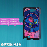 Beauty and the beast--Samsung Galaxy S3 Case,Samsung Galaxy S4 Case,Samsung Galaxy Note 2 Case,in plastic