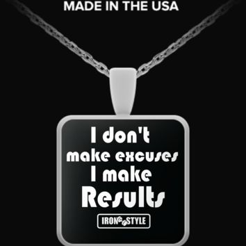 Motivation Necklace Iron Style motivationnecklaceironstyleres