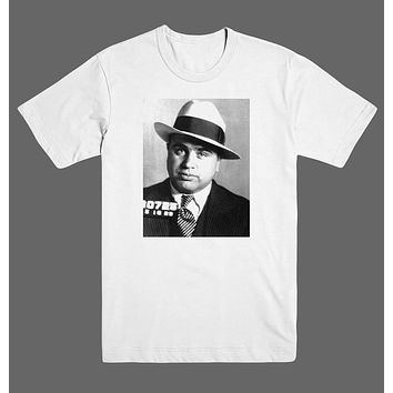 Al Capone American Gangster Crime Boss T Shirt