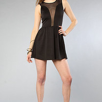 The Lulu Dress in Black
