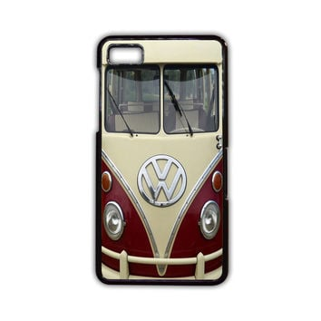 VW Volkswagen Bus For Blackberry Z10/Blackberry Z30/Blackberry Q10 Phone case ZG