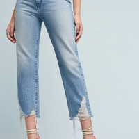 3x1 NYC Higher Ground High-Rise Boyfriend Crop Jeans