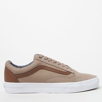 Vans Khaki CandL Old Skool Shoes at PacSun.com