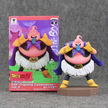 Dragon Ball Z Majin Buu Boo DXF Fighting Combination PVC Action Figure Model Toy Gift for Children