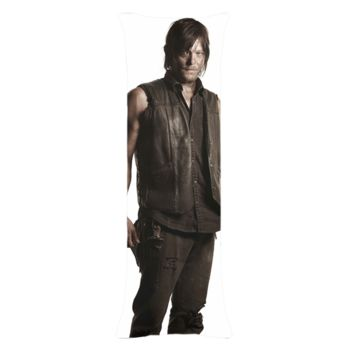 "Walking Dead Comic 21"" x 60"" Body Pillow Case (Dakimakura) - 21"" x 60"" Body Pillow Case (Dakimakura)"