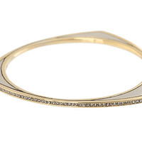 House of Harlow 1960 Modern Tribal Pave Bangle Two Tone - Zappos.com Free Shipping BOTH Ways