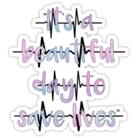 Greys - Save Lives by amariei