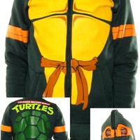 Teenage Mutant Ninja Turtles Hoodie - Michelangelo
