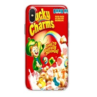 LUCKY CHARMS CUSTOM IPHONE CASE