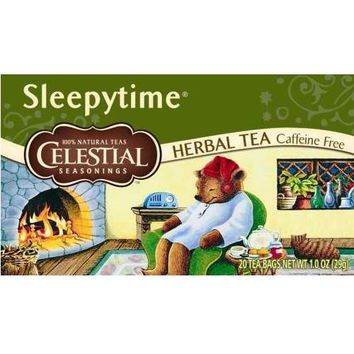 Celestial Seasonings Sleepytime Herb Tea (6x20bag)