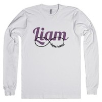 Liam Payne Audition Number-Unisex White T-Shirt