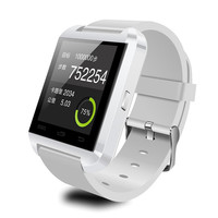 """Hot Sale U8 Smart Watch Smart Bluetooth Wristwatch with 1.48"""" Touch Screen for Passometer Fitness Tracker Phone Watch"""