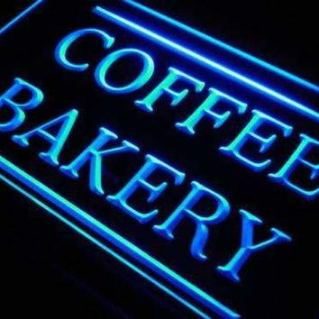 Coffee Bakery Neon Sign (LED)