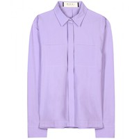 marni edition - cotton shirt