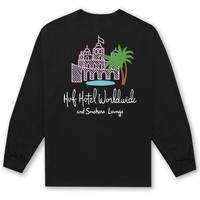 Smokers Lounge Valet Long Sleeve Tee