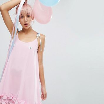 Lazy Oaf Heartbreaking Babydoll at asos.com