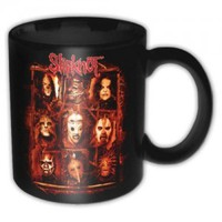 Slipknot Rusty Coffee Mug - Slipknot - S - Artists/Groups - Rockabilia