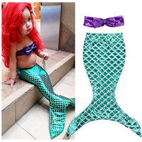 Disney Princess Ariel Baby Mermaid Costume