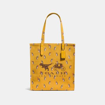Coach Rexy And Carriage Tote