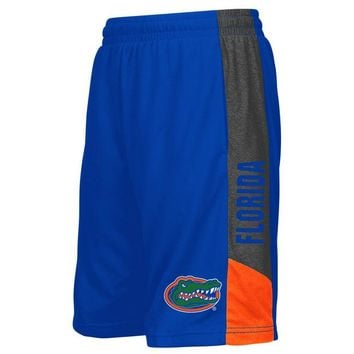 DCCKG8Q NCAA Florida Gators Youth Strike Shorts