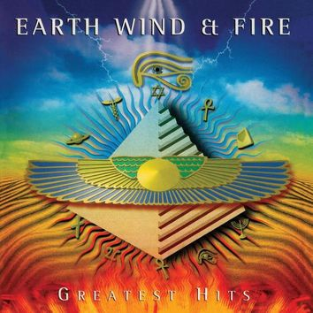 Earth, Wind & Fire - Greatest Hits LP