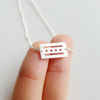 Silver Chicago Flag Bracelet - I Love Chicago! A Daily Reminder of How Much You Love the Windy City
